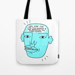 YOU ARE 2 Tote Bag