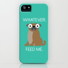 The Pugly Truth iPhone (5, 5s) Slim Case