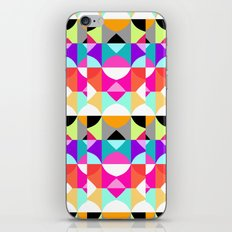 Tropical Mix #4 iPhone & iPod Skin