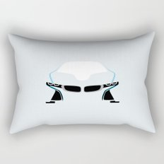 BMW i8 Rectangular Pillow