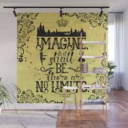 The Crown's Game - No Limits Wall Mural