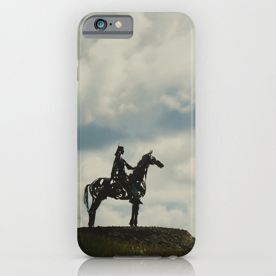Gaelic Cheiftan iPhone & iPod Case