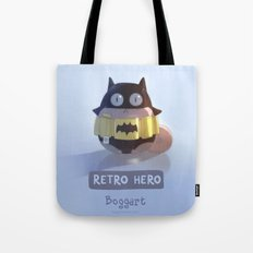 Retro Hero Tote Bag