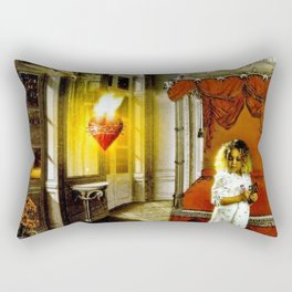 Dream Theaters Images and Words Rectangular Pillow