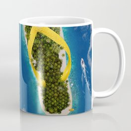 Flip Flop Islands Coffee Mug