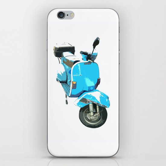 Viva la Vespa! iPhone & iPod Skin