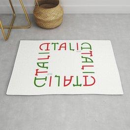 """TALIA"" Invertible Design Rug"