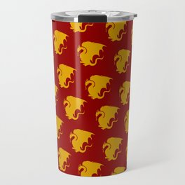 Multi Pendragon Wyvern Travel Mug