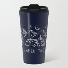 Sleep under the stars Metal Travel Mug