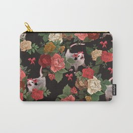 Opossum pattern Carry-All Pouch