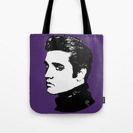 Royal Elvis Tote Bag