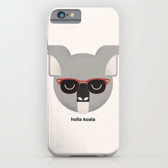 Holla Koala iPhone & iPod Case