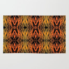 Tiger Style Rug