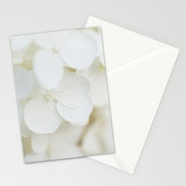 White Bliss Stationery Cards