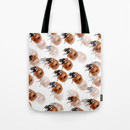 Ladybirds  Tote Bag