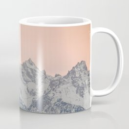 That Alpine Glow Coffee Mug