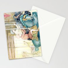 Carousel Ride Stationery Cards