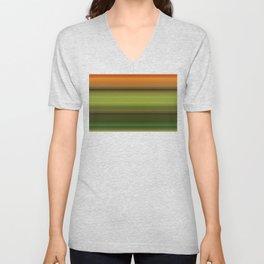 Re-Created Spectrum LVIII by Robert S. Lee Unisex V-Neck