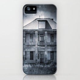 TCM - #9 iPhone Case