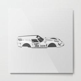 Ferrari 250 GT Metal Print