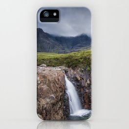 The Fairy Pools iPhone Case
