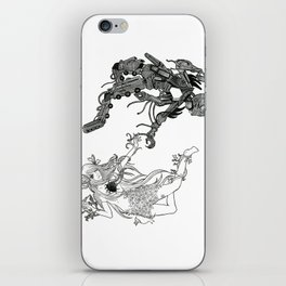 Yin-Yang iPhone Skin
