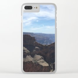 Eagle Rock Clear iPhone Case