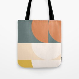 Abstract Geometric 02 Tote Bag