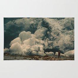 """""""Kjenndalsbreen Glacier Norway"""" Rug"""