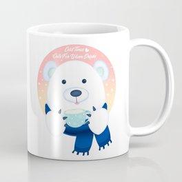 Cold Times Calls For Warm Drinks!  Coffee Mug