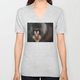Team Sphinx Monkey Unisex V-Neck
