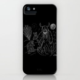 Ojun iPhone Case