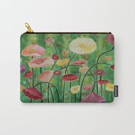 Poppies for Mother Carry-All Pouch