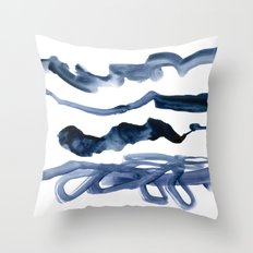 irregular 1 Throw Pillow
