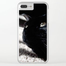 Suki Clear iPhone Case