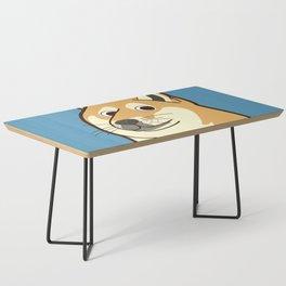 Doge Coffee Table