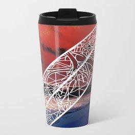Surf Dragon Metal Travel Mug