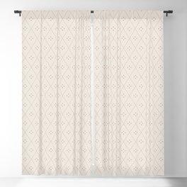 Mae Pattern XI Blackout Curtain