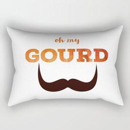 Oh my Gourd Rectangular Pillow
