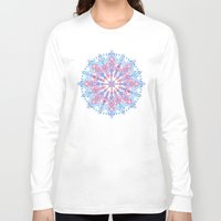 stickers Long Sleeve T-shirts featuring Escapism  by micklyn