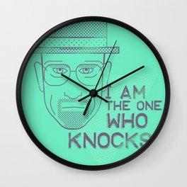 Breaking Bad - Faces - Heisenberg Wall Clock