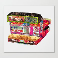 Instant Picture This Canvas Print