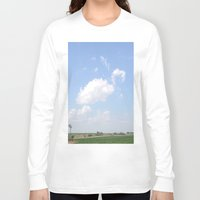 mouse Long Sleeve T-shirts featuring Mouse by Stecker Photographie
