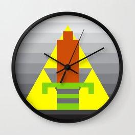 8-Bit Hero Wall Clock