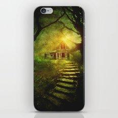 Secret place II iPhone Skin
