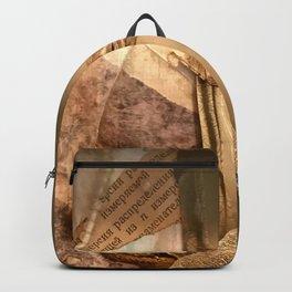 I Dream in  Black & White Backpack