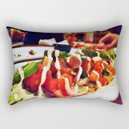 Taco Disaster  Rectangular Pillow