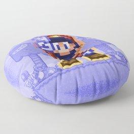 Peace Mario Floor Pillow