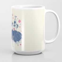 Dancing Poppies Coffee Mug