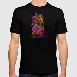 Avenger 02 in watercolor T-shirt